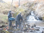 Filming for Autumnwatch